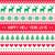 happy new year 2015   scandinavian winter embroidery pattern stock photo © redkoala