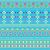 tribal ethinc ztec seamless pattern on blue background stock photo © redkoala