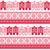 natal · inverno · tricotado · padrão · cartão · suéter - foto stock © redkoala