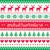 Noel · cin · ren · geyiği · kırmızı · yeşil - stok fotoğraf © redkoala