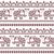 minta · indiai · elefántok · vektor · kézzel · rajzolt · firka - stock fotó © redkoala