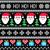 sevimli · vektör · Noel · çirkin · eğlence - stok fotoğraf © redkoala