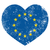 euro · simge · Belçika · bayrak · vektör · para - stok fotoğraf © redkoala