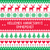 winter · christmas · Rood · naadloos · patroon - stockfoto © redkoala