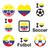 piłkarz · piłka · młodych · gry · szczęśliwy - zdjęcia stock © redkoala