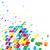 soyut · mozaik · dalga · şık · sanat · renk - stok fotoğraf © redshinestudio