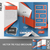 fitness center tri fold brochure stock photo © redshinestudio
