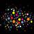 disco lights dots stock photo © redshinestudio