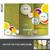 パンフレット · アップ · ベクトル · デザイン · 背景 · 企業 - ストックフォト © redshinestudio