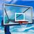 basket · bordo · cielo · blu · cielo · sport · blu - foto d'archivio © reticent