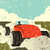 車 · ヴィンテージ · アメリカン · ビッグ - ストックフォト © retrostar
