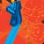 男 · トランペット · ベクトル · 肖像 · サルサ · プレーヤー - ストックフォト © retrostar