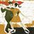 tango · dansçılar · örnek · adam · seksi · moda - stok fotoğraf © retrostar