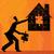 krediet · mensen · vermogen · schuldenaar · salaris - stockfoto © retrostar
