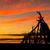 plaj · barınak · pastoral · başvurmak · mavi - stok fotoğraf © rghenry