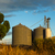 large silos stock photo © rghenry