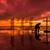 男 · クロス · ビーチ · 神 · 波 - ストックフォト © rghenry