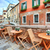 typical view on small street in venice italy stock photo © rglinsky77