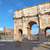arch of constantine rome italy stock photo © rglinsky77