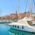 yachts on marina of menton france stock photo © rglinsky77