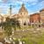 遺跡 · ローマ · フォーラム · 列 · ローマ · 建物 - ストックフォト © rglinsky77