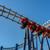 roller coaster in luna park stock photo © rglinsky77