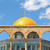 kupola · kő · mecset · híres · western · fal - stock fotó © rglinsky77