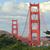 panoramica · view · noto · Golden · Gate · Bridge · San · Francisco · cielo - foto d'archivio © rglinsky77