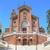 katholiek · kerk · Italië · Rood · baksteen - stockfoto © rglinsky77