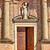 öreg · piros · tégla · katolikus · templom · külső - stock fotó © rglinsky77