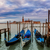 gondolas on grand canal in venice italy stock photo © rglinsky77