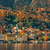 lac · paysage · région · Italie · Europe · nuages - photo stock © rglinsky77