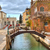 small canal and house venice italy stock photo © rglinsky77