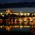 kanal · Prag · görmek · yaz · üzerinde · nehir - stok fotoğraf © rglinsky77