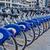 urban bicycles in valencia spain stock photo © rglinsky77