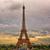 güzel · görmek · Paris · akşam · arka · plan · binalar - stok fotoğraf © rglinsky77