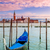 gondola on grand canal in venice italy stock photo © rglinsky77