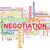 woord · onderhandeling · illustratie · netwerk - stockfoto © ribah