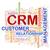 crm · klienta · kontakty · zarządzania · obrotu · chmura · słowo - zdjęcia stock © ribah