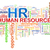 hr human resources word tags wordcloud stock photo © ribah