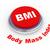 3D · botão · ilustração · 3d · corpo · massa · fitness - foto stock © ribah