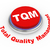 3d tqm button stock photo © ribah