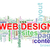 Web design word tags stock photo © ribah