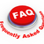 3d Faq button stock photo © ribah