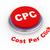 3D · botão · ilustração · 3d · custo · por · clique - foto stock © ribah