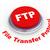 3D · ftp · botão · ilustração · 3d · arquivo · transferir - foto stock © ribah