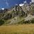 高い · 山 · 風景 · 夏場 · 緑 · アルプス山脈 - ストックフォト © rmarinello