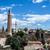 мечети · город · деревья · зданий · поклонения · молятся - Сток-фото © rmbarricarte