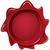 ワックス · シール · 暗い · 赤 · 白 · メール - ストックフォト © robertosch