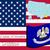 térkép · Louisiana · utazás · piros · Amerika · USA - stock fotó © robertosch